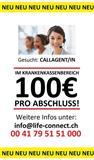 Callagent, Callagent, 100€ pro Abscluss + BONUS!