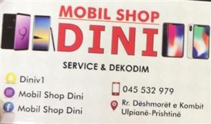 Mobil Shop DINI