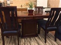 Shiteti Kuzhina dhe tavolina me 5 karrige