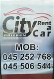 Renta Car City Prizren 0.99.Cent.ORA