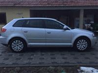 Shes Audi A3 1.9 TDI viti 2006