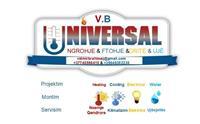 V.B.UNIVERSAL-NXEMJE QENDRORE
