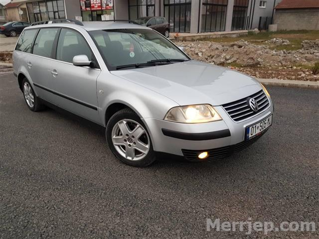 VW-Pasat-03-Automatik-1-9-Dizell-Posa-Dog-Regjistr