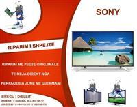 RIPARIM I TV SONY LCD & LED dhe Pllazma