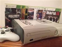 Xbox 360 me joystick