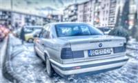 BMW 524 diesel 10muj regjistrim