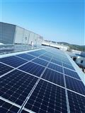 Prodhoni energji elektrike me panele solare