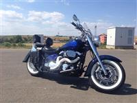 Yamaha roadstar xv1700cc -07 me dogan