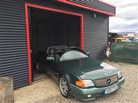 Mercedes SL300 -92