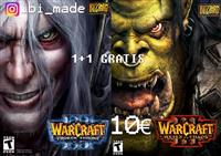 Shes Warcraft 3 1+1Gratis