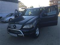 Shes Mercedes ML 320 tip-top