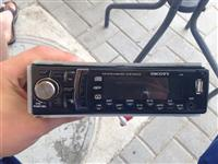 Radio me Qip,Usb,Aux,Cd