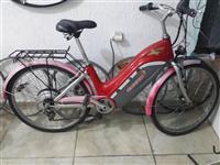 Bicikleta me bateri