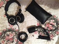 Mikrofon & Ndëgjojse (Audio Technica) të reja!