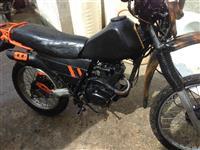 Honda 125 cc URGJENT