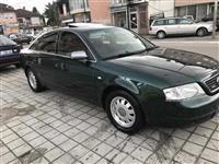 Audi A6 shitet ose ndrrohet