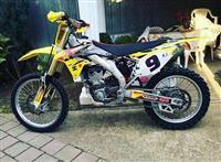 suzuki 450cc full kros