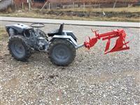 Traktor i vogol