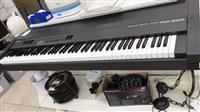 Pianino elektrike