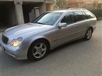 Mercedes C270 CDI - 2003