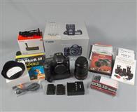 Canon EOS 5D Mark III / Mark IV