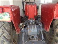 She's traktorr
