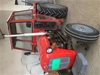 Shes Traktorin me gjith ram