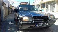 Shitet Mercedes 190  rks 6 muaj
