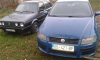 Fiat stillo dhe gollf 2 dizell