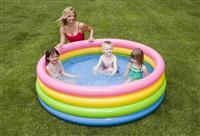 Bazene te ndryshem, pishina per femije e te rritur