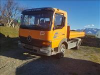 Mercedes Atego  817  kiper