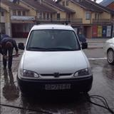 Shes peugeot 2.0 2002 HDI