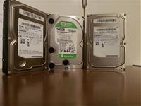 HDD - Hard Disk 500 GB