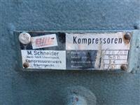 Kompresor 15 Bar Nga Gjermania