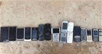 Telefona mobil per perdorim dhe pjese