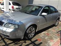 Shes Audi A6 REGJ. 16.06.2017