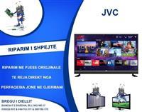RIPARIM I TV JVC LCD & LED dhe Pllazma
