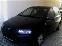 Fiat Punto me targa the huaja -01