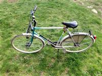Shes bicikllen e ardhun nga jasht