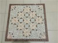 Mozaik nga guri natyror