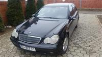 Mercedes Benz  C class CDI 2003 Nderrim i mundshem