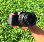 Nikon d5200 18-55 /55-200 dhe blic