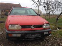 VW Golf 3 1.8 benzin plin