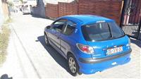 Shitet urgjent Peugeot 206 10 muaj RKS me klim
