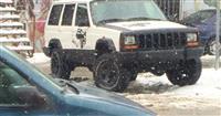 Jeep Cheroke 2.5Dizell