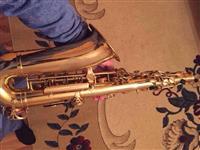 Saxofon klarinet zoom
