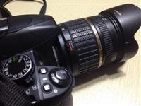 Nikon d3100 me Tamron 18-200