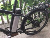 Bicikleten Me Bateri