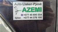Auto llaker Azemi