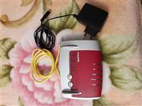Wirelles,,wifi fritz box ,,ne gjendje te rregullt